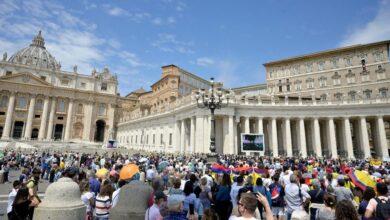 Photo of Francisco se reunirá con representantes cristianos del Líbano
