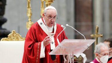 Photo of Papa Francisco: Lean la Biblia para encontrar allí la fuerza de la vida