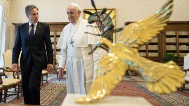 Photo of La visita del secretario de estado norteamericano al Papa reanuda la cooperación ante los problemas globales