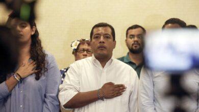 Photo of Nicaragua: Detienen a tercer aspirante presidencial opositor