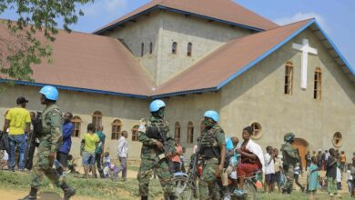 Photo of Congo: explosión en una iglesia de Beni, la alarma de los obispos