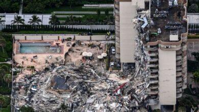 Photo of Tragedia en Miami: Arzobispo reza por víctimas de edificio derrumbado
