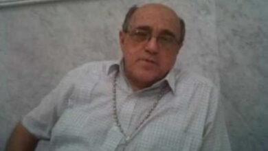 Photo of Fallece monseñor Diego Alvarado por complicaciones asociadas al Covid-19