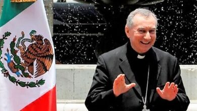 Photo of Secretario de Estado del Vaticano llega a México y se reunirá con presidente López Obrador