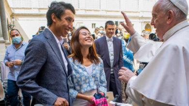Photo of Egan Bernal: «Soy católico y fue un sueño encontrar al Papa»