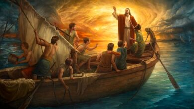 Photo of Santo evangelio según san Marcos (4,35-40):