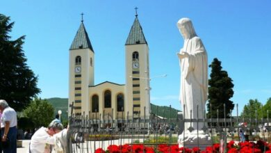 Photo of 25 de Junio: lo mejor de la Iglesia Universal se mudó para Medugorje