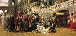 Photo of Los santos protomártires de Roma, víctimas de la mentira de Nerón