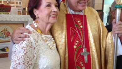 Photo of Pilar Louzao Chacón de Mestas. In memoriam