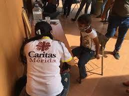 Photo of Cáritas Mérida: Más de 200 beneficiados en proyecto de alimentación e higiene
