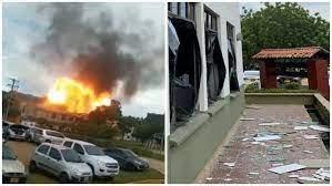 Photo of Iglesia condena atentado en Colombia que dejó más de 30 heridos