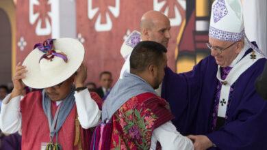 Photo of Informe confirma intuiciones del Papa Francisco: los pueblos originarios cuidan mejor los bosques