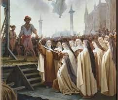 Photo of Hoy conmemoramos 16 carmelitas mártires decapitadas durante la Revolución Francesa