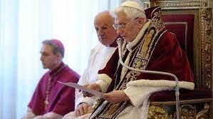 Photo of Documental sobre la dimisión de Benedicto XVI