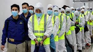 Photo of Human Rights Watch insta a Chile a poner fin a la deportación de venezolanos