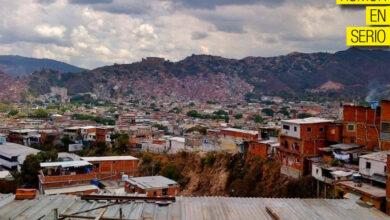 Photo of Cinco parroquias del oeste de Caracas cerradas por balacera de megabanda de la Cota 905