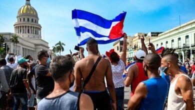 Photo of Las protestas de Cuba resuenan en Venezuela