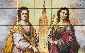 Photo of Santas Justa y Rufina, patronas de Sevilla y de los alfareros