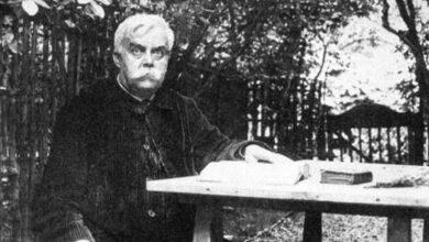 """Photo of 175 años del nacimiento del """"peregrino del absoluto"""": Léon Bloy"""