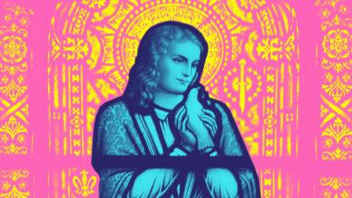 Photo of Santa María Goretti, mártir al ser violada y defender su pureza