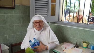 Photo of María Jesús Miranda Juango, la pequeña religiosa, de corazón gigante y manos pródigas