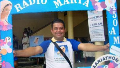 Photo of Fue santero y espiritista, ahora es presidente de Radio María Venezuela