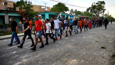Photo of Cuba: El que se manifiesta es el pueblo