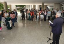 Photo of Rector de la UCAB a los comunicadores: «Nos sentimos comprometidos con el periodismo libre»