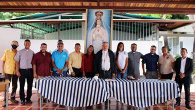 Photo of Iglesia inicia Centenario de la Virgen del Valle como Patrona del Oriente de Venezuela