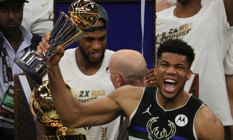 Photo of La palabra que define al campeón de la NBA: «Fe»