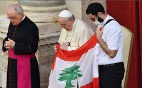 """Photo of Papa Francisco inaugura histórica Jornada en el Vaticano """"juntos por el Líbano"""""""