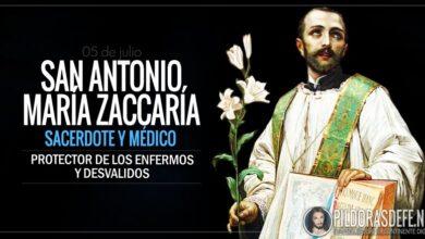 Photo of San Antonio María Zaccaria, patrono de médicos
