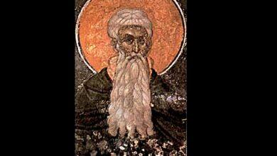 Photo of San Arsenio, famoso monje y místico