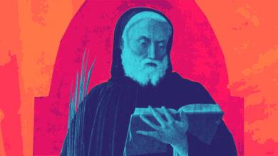 Photo of San Benito: abad, patrón de Europa y patriarca del monacato occidental