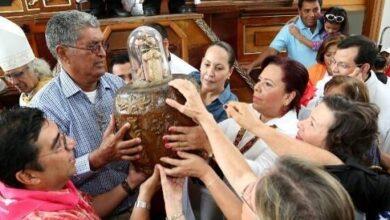 Photo of Pulso del poder civil a la Iglesia de Managua para celebrar las fiestas de Santo Domingo sin clero