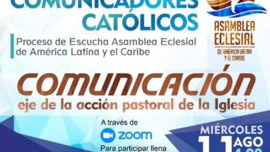 Photo of Encuentro de Comunicadores Católicos rumbo a la Asamblea Eclesial