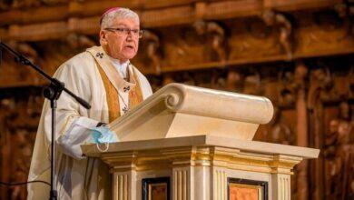 Photo of Monseñor Castillo: «Cuando los ricos abren la mano, se equilibran las cosas»
