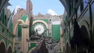 Photo of Al menos dos mil muertos y diez mil heridos en Haití. «La mitad de las iglesias están destruidas»