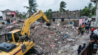 Photo of Cadena de desgracias en Haití… ¿por qué?