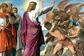 Photo of «Da órdenes con autoridad y poder a los espíritus inmundos, y salen»