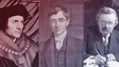 Photo of Tomás Moro, Newman y Chesterton: tres claves para un católico de hoy