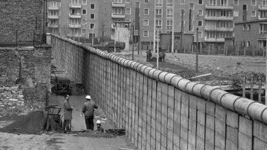 Photo of Hace sesenta años nació el Muro de Berlín, símbolo de un mundo dividido