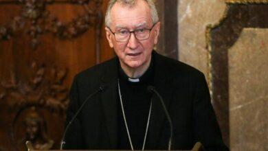 Photo of Cardenal Parolin: «Estamos orgullosos del testimonio de fe que dan los católicos chinos»