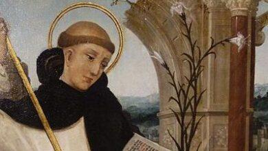 Photo of Santo Domingo de Guzmán, fundador de la Orden de Predicadores