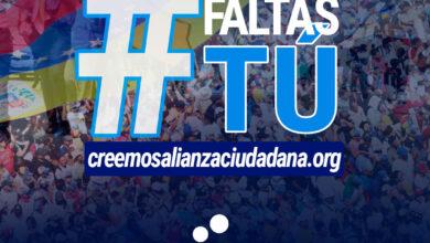 Photo of Creemos Alianza Ciudadana llama a integrarse a la organización