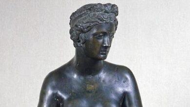 Photo of Venus de bronce