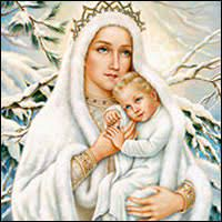 Photo of La Virgen de las Nieves y el milagro que regaló a unos esposos