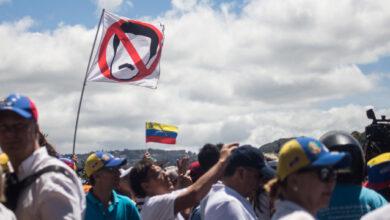 """Photo of """"El régimen de Venezuela es un 'Goliat' al que hay que derrotar"""""""