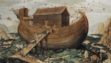 Photo of El diluvio duró 40 días. ¿O fueron 150?