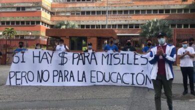 Photo of Manifiesto de los universitarios al pueblo venezolano